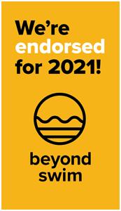Beyond Swim Accredited Club logo