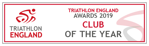 Club of the year award logo