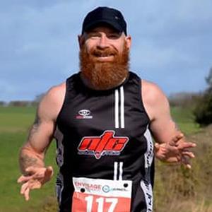 Jason Riley running