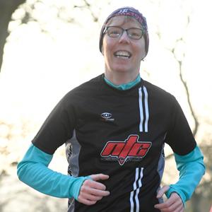 Sarah Thorne run coach