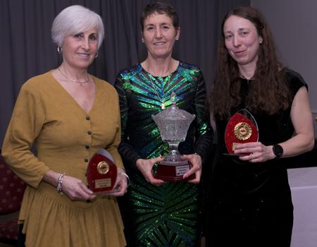 ladies club championship winners