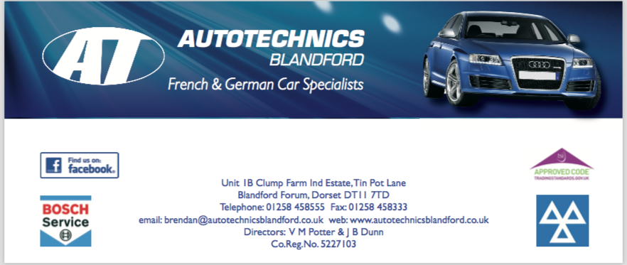 Autotechnics Blandford